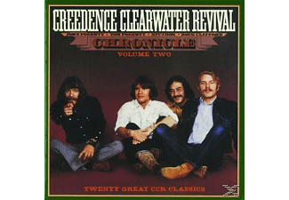 Creedence Clearwater Revival - CHRONICLE 2 [CD]