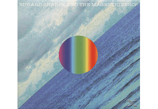 Edward & The Magnetic Zeros Sharpe - Here - (CD)