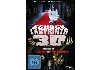 Schock Labyrinth 3D [DVD]
