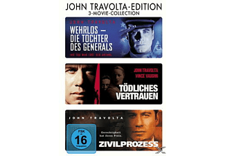 John Travolta - 3-Movie Collection DVD-Box [DVD]