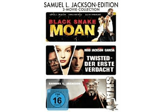 Samuel L. Jackson - 3-Movie Edition DVD-Box [DVD]