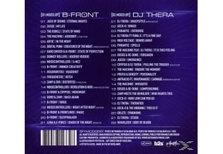 VARIOUS - Loudness-Mixed By B-Front & Dj Thera - (CD)