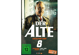 Der Alte - Vol. 8 (Collector's Box) [DVD]
