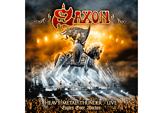 Saxon - Heavy Metal Thunder-Live-Eagles Over Wacken [CD]