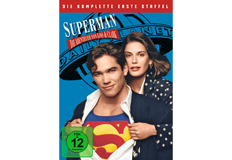 Superman - Staffel 1 [DVD]