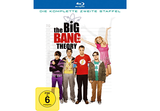 The Big Bang Theory - Staffel 2 Komödie Blu-ray