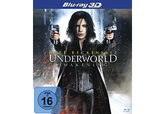 Underworld Awakening Action Blu-ray 3D