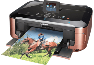 CANON MG5350S Tintenstrahl 3-in-1 Tinten-Multifunktionsdrucker WLAN