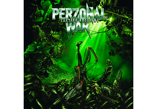 Perzonal War - Captive Breeding - (CD)