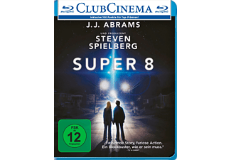 Super 8 Action Blu-ray