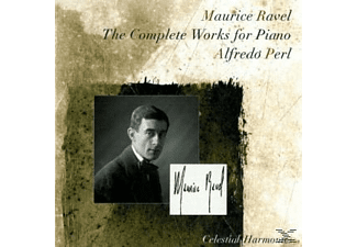 Perl - The Complete Works For Piano - (CD)