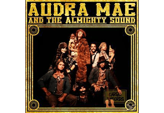Audra & The Almighty Sound Mae - Audra Mae & The Almighty Sound - (CD)
