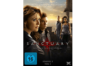 Sanctuary - Staffel 3.1 - (DVD)