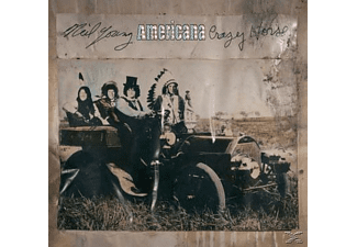 Neil Young, Crazy Horse - Americana [CD]