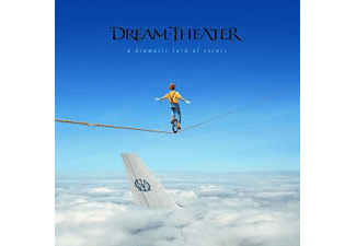 Dream Theater - A Dramatic Turn Of Events - (Vinyl)