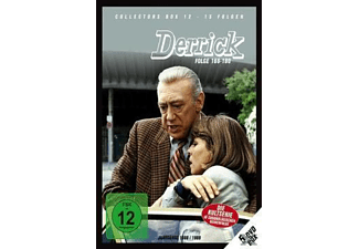 Derrick: Collector's Box Vol. 12 (Folge 166-180) [DVD]