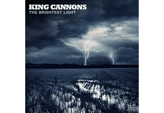King Cannons - The Brightest Light - (Vinyl)