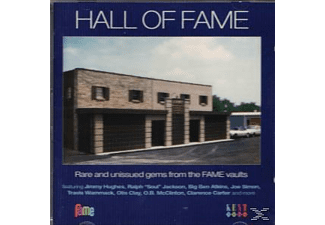 VARIOUS - Hall Of Fame - Rare And Unissued Gems From The Fame - (CD)