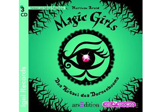 Magic Girls - Das Rätsel des Dornenbaums - (CD)