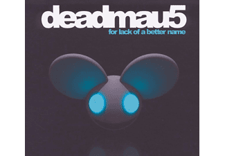 Deadmau5 - FOR LACK OF A BETTER NAME [CD]