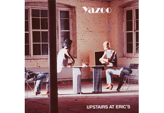 Yazoo - Upstairs At Erics-Remastered - (CD)