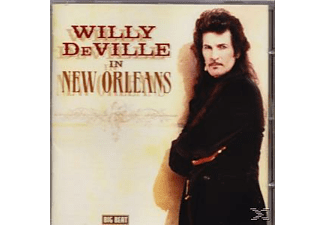Willy Deville - In New Orleans - (CD)