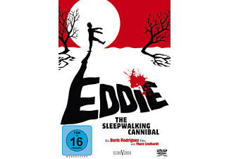 Eddie - The Sleepwalking Cannibal - (DVD)