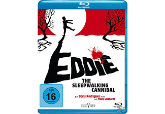 Eddie - The Sleepwalking Cannibal - (Blu-ray)