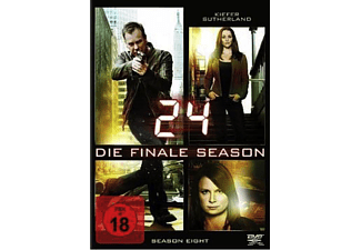 24 - Staffel 8 - (DVD)