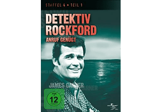 DETEKTIV ROCKFORD 4.1.SEASON - (DVD)