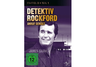 DETEKTIV ROCKFORD 3.1.SEASON - (DVD)