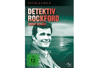 DETEKTIV ROCKFORD 4.2.SEASON - (DVD)