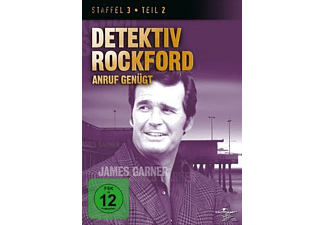 DETEKTIV ROCKFORD 3.2.SEASON [DVD]