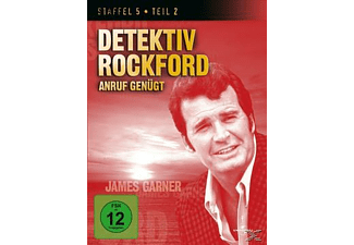 DETEKTIV ROCKFORD 5.2.SEASON - (DVD)