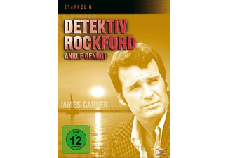 DETEKTIV ROCKFORD 6.SEASON - (DVD)