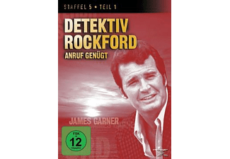 DETEKTIV ROCKFORD 5.1.SEASON [DVD]