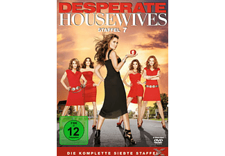 Desperate Housewives - Staffel 7 [DVD]