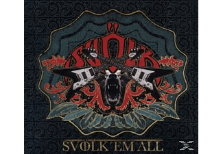 Svölk - Svölk Em All (Ltd.) [CD]