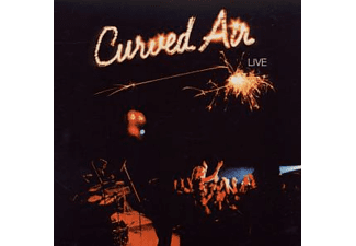 Curved Air - Live [CD]