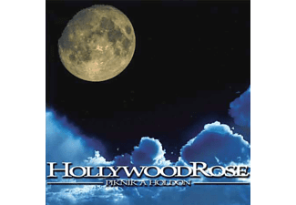 Hollywood Rose - Piknik a Holdon (CD)
