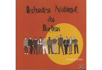 L'orchestre National De Barbes - Live: 15 Ans De Scene [CD]