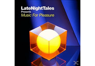 VARIOUS - Late Night Tales Presents Music For Pleasure [LP + Bonus-CD]
