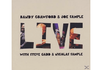 Joe Sample, Randy Crawford - Live (With Steve Gadd & Nicolas Sample) - (CD)