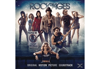 Various Rock Of Ages Soundtrack CD