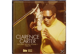 Clarence Carter - Fame Singles Vol.1 1966-70 - (CD)