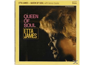 James Etta - Queen Of Soul - (CD)