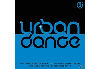 VARIOUS - Urban Dance Vol.3 [CD]