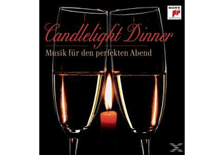 VARIOUS - Candlelight Dinner [CD]