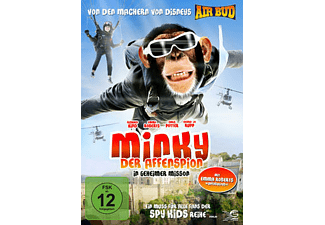 Minky - Der Affenspion in geheimer Mission - (DVD)