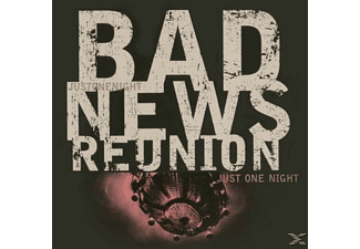 Bad News Reunion - Just One Night - (CD)